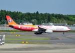 じーく。さんが、成田国際空港で撮影した中国東方航空 A330-343Xの航空フォト(飛行機 写真・画像)