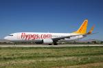 Tomo-Papaさんが、コンヤ空港で撮影したペガサス・エアラインズ 737-82Rの航空フォト(写真)