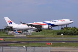 航空フォト:9M-MTC マレーシア航空 A330-300