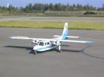 むねくんさんが、沖永良部空港で撮影したエアードルフィン BN-2B-20 Islanderの航空フォト(写真)