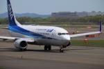 Takashi neon-pa2Nさんが、新千歳空港で撮影した全日空 737-881の航空フォト(写真)