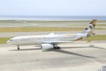 中部国際空港 - Chubu Centrair International Airport [NGO/RJGG]で撮影されたエティハド航空 - Etihad Airways [EY/ETD]の航空機写真