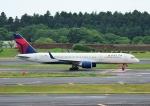 じーく。さんが、成田国際空港で撮影したデルタ航空 757-251の航空フォト(写真)
