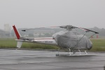 DONKEYさんが、宮崎空港で撮影した朝日航洋 AS355N Ecureuil 2の航空フォト(写真)