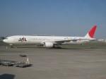 westtowerさんが、羽田空港で撮影した日本航空 777-346の航空フォト(写真)