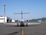 Air Force Oneさんが、岡南飛行場で撮影したホンダ・エアクラフト・カンパニー HA-420の航空フォト(飛行機 写真・画像)