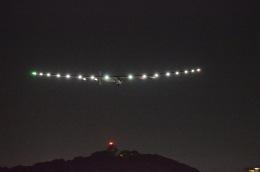夏みかんさんが、名古屋飛行場で撮影したソーラー・インパルス・プロジェクト Solar Impulse 2の航空フォト(写真)