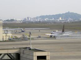 名古屋飛行場 - Nagoya Airport [NKM/RJNA]で撮影されたソーラー・インパルス・プロジェクト - Solar Impulse Projectの航空機写真