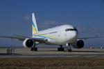 Scotchさんが、中部国際空港で撮影したコムルックス・アルバ 767-2DX/ERの航空フォト(写真)