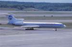kumagorouさんが、新千歳空港で撮影したウラジオストク航空 Tu-154Mの航空フォト(飛行機 写真・画像)