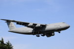 多楽さんが、横田基地で撮影したアメリカ空軍 C-5B Galaxyの航空フォト(写真)