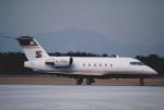 kumagorouさんが、仙台空港で撮影した韓国企業所有 CL-600-2B16 Challenger 601-3Aの航空フォト(写真)
