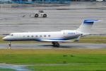 Chofu Spotter Ariaさんが、羽田空港で撮影したガルフストリーム・エアロスペース G-V-SP Gulfstream G550の航空フォト(飛行機 写真・画像)