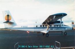 Sorakara_gonさんが、ヌメア・マジャンタ空港で撮影したエール・カレドニ DHC-6-300 Twin Otterの航空フォト(飛行機 写真・画像)