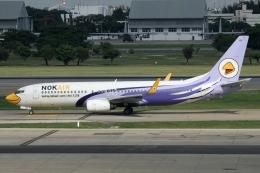 航空フォト:HS-DBN ノックエア 737-800