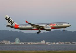 PGM200さんが、関西国際空港で撮影したジェットスター A330-202の航空フォト(飛行機 写真・画像)