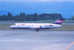 kumagorouさんが、鹿児島空港で撮影したフェアリンク CL-600-2B19 Regional Jet CRJ-100LRの航空フォト(写真)