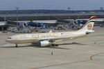 Scotchさんが、中部国際空港で撮影したエティハド航空 A330-243の航空フォト(飛行機 写真・画像)