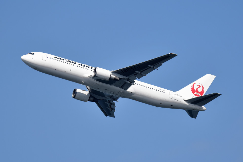 tsubasa0624さんの日本航空 Boeing 767-300 (JA657J) 航空フォト