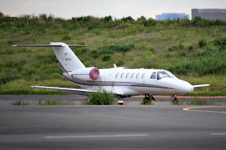 tsubasa0624さんのオートパンサー Cessna 525 CitationJet (JA021R) 航空フォト
