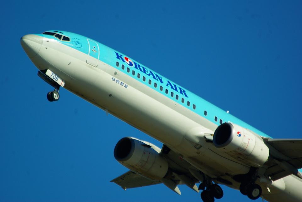 rjnsphotoclub-No.07さんの大韓航空 Boeing 737-900 (HL7708) 航空フォト