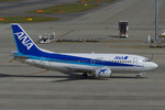 Scotchさんが、中部国際空港で撮影したエアーネクスト 737-5Y0の航空フォト(飛行機 写真・画像)