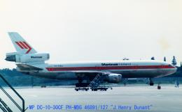 航空フォト:PH-MBG マーティンエアー DC-10