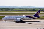 Dojalanaさんが、新千歳空港で撮影したタイ国際航空 787-8 Dreamlinerの航空フォト(飛行機 写真・画像)