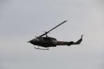 chii15さんが、武山駐屯地で撮影した陸上自衛隊 UH-1Jの航空フォト(写真)