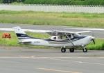じーく。さんが、調布飛行場で撮影した日本エアロスペース T206H Turbo Stationairの航空フォト(写真)