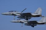 Scotchさんが、小松空港で撮影した航空自衛隊 F-15DJ Eagleの航空フォト(写真)
