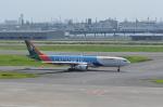 kumagorouさんが、羽田空港で撮影した中国東方航空 A330-343Xの航空フォト(飛行機 写真・画像)