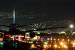 しゅあさんが、伊丹空港で撮影した全日空の航空フォト(飛行機 写真・画像)