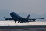 しゅあさんが、関西国際空港で撮影したチャイナエアライン 747-409の航空フォト(写真)