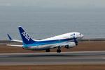 nknD200さんが、中部国際空港で撮影した全日空 737-781の航空フォト(写真)