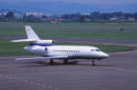 kumagorouさんが、仙台空港で撮影した日本法人所有 Falcon 900の航空フォト(写真)