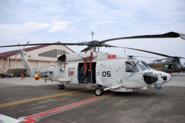 妄想竹さんが、横田基地で撮影した海上自衛隊 SH-60Kの航空フォト(飛行機 写真・画像)