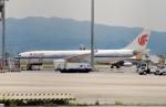 kix-itmさんが、関西国際空港で撮影した中国国際航空 A330-243の航空フォト(飛行機 写真・画像)