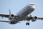 WING_ACEさんが、関西国際空港で撮影した中国国際航空 A321-232の航空フォト(飛行機 写真・画像)