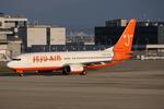 WING_ACEさんが、関西国際空港で撮影したチェジュ航空 737-82Rの航空フォト(飛行機 写真・画像)