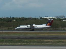 Courierpochiさんが、ニノイ・アキノ国際空港で撮影したパル・エクスプレス DHC-8-314Q Dash 8の航空フォト(飛行機 写真・画像)
