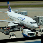 Dojalanaさんが、新千歳空港で撮影したユナイテッド航空 737-724の航空フォト(写真)