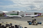 ワーゲンバスさんが、ダニエル・K・イノウエ国際空港で撮影したハワイアン航空 717-26Rの航空フォト(写真)