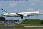 Chofu Spotter Ariaさんが、成田国際空港で撮影したエアプサン A321-131の航空フォト(飛行機 写真・画像)