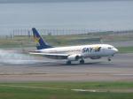 aquaさんが、羽田空港で撮影したスカイマーク 737-8FZの航空フォト(写真)