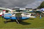 りんたろうさんが、コスフォード空軍基地で撮影したイギリス個人所有 Bo 208C Juniorの航空フォト(写真)