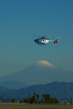 rjnsphotoclub-No.07さんが、静岡空港で撮影した中日新聞社 BK117C-2の航空フォト(飛行機 写真・画像)