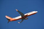 kumagorouさんが、那覇空港で撮影したチェジュ航空 737-83Nの航空フォト(写真)