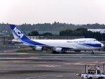 あしゅーさんが、成田国際空港で撮影した日本貨物航空 747-4KZF/SCDの航空フォト(飛行機 写真・画像)