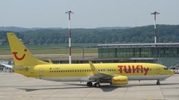 Take51さんが、ユーロエアポート・バーゼルで撮影したトゥイフライ 737-8K5の航空フォト(飛行機 写真・画像)